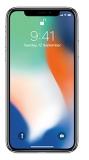 Apple iPhone X (Silver, 64GB)