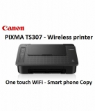 Canon PIXMA Wireless Printing with Copying Single Function Colored Inkjet Printer