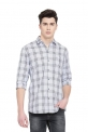 Duke (Grey) Full Sleeves Shirt
