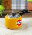 Hawkins Contura Yellow Ceramic 3 L Pressure Cooker