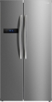 Panasonic 584 L Frost Free Side by Side Refrigerator  (Stainless Steel, NR-BS60MSX1)