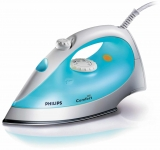 Philips Comfort GC1011 1200 W Steam Iron (White & Blue)