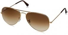 Rayban Aviator unisex Sunglasses Light Red