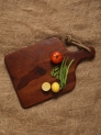 Brown Wooden Cutting Board