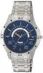 Timex Analog Blue Dial Men's Watch-TW000U907